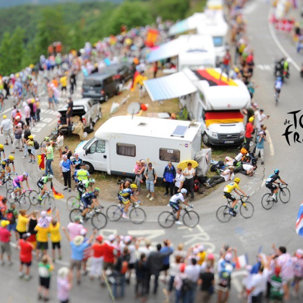 View full trip details for Tour de France