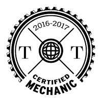 Trek Travel Certified Mechanic
