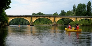 Dordogne with Trek Travel biking trips.
