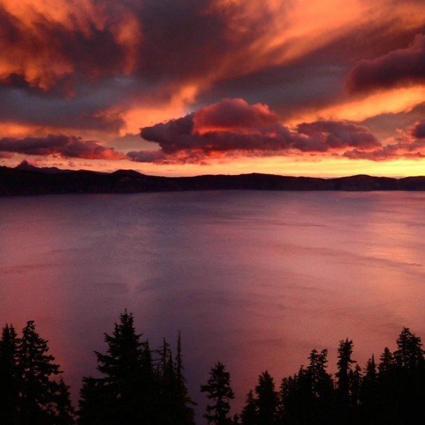 View full trip details for Crater Lake & Oregon Cascades