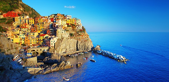 Cinque Terre private bicycle trips with Trek Travel