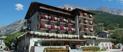 Stay at the Hotel Baita dei Pini on a Trek Travel Italy Bike Tour