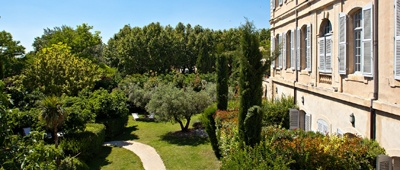 Stay at Chateau de Mazan on a our Provence bike tour