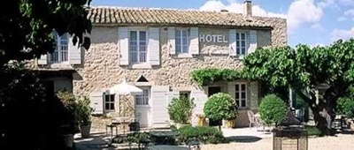 Stay at Hotel Mas de Romarins on Trek Travel's Provence Explorer bike tour