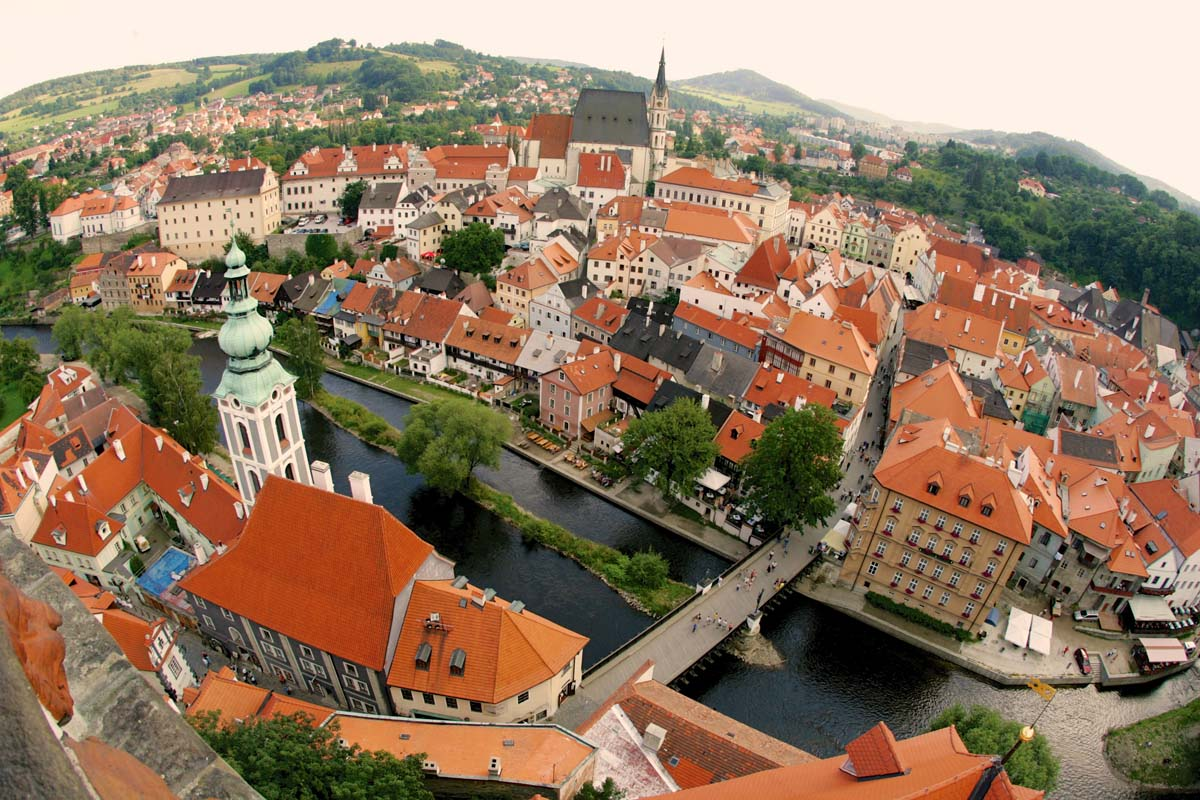 Prague Czech Republic To Vienna Austria Bike Tours