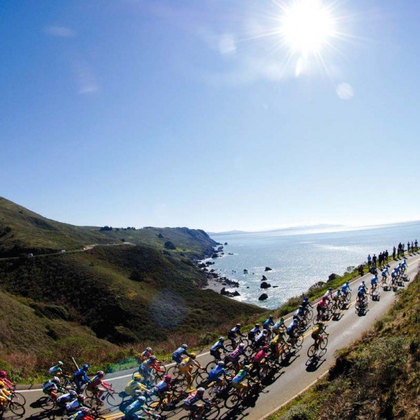 Highlights from from Tour of California