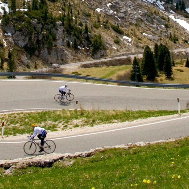 Highlights from from Classic Climbs of the Dolomites