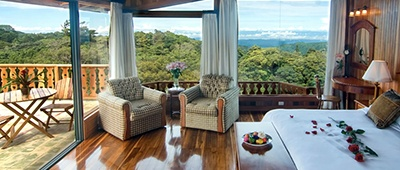 Stay at Hotel Belmar on Trek Travel's Costa Rica Cycling Vacation