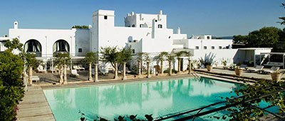 Masseria Torre Maizza on Trek Travel's Puglia bike tour