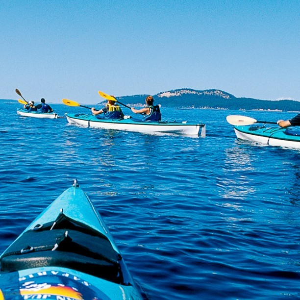 View full trip details for San Juan Islands Multisport Family