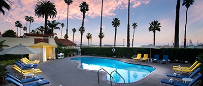 Stay at the Hotel Milo on California Coast bike tour with Trek Travel