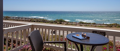 Stay at Sand Pebbles Inn on a California Coast bike tour with Trek Travel
