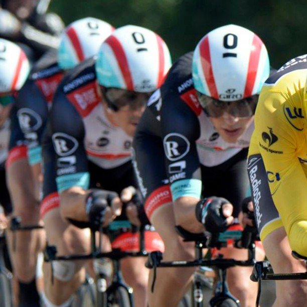 Highlights from from Tour de France