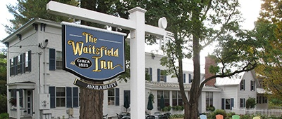 Waitsfield Inn on our Vermont bike tours