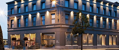 Stay at the Park Hotel in Kortrijk, Belgium on a Spring Classics pro race bike tour