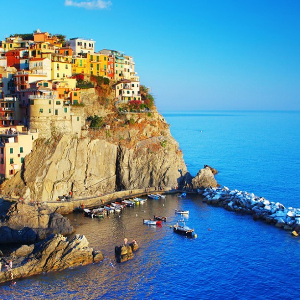 View full trip details for Cinque Terre