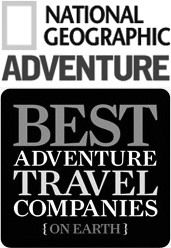 National Geographic Best Adventure Travel Company awarded to Trek Travel in 2009