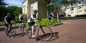 Loire family bike tours with Trek Travel