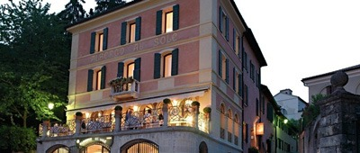 Albergo Hotel on Trek Travel's custom veneto cycling trip