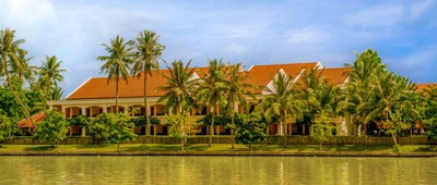 Anantara Hoi An Resort on Trek Travel's Vietnam Custom Cycling Vacation