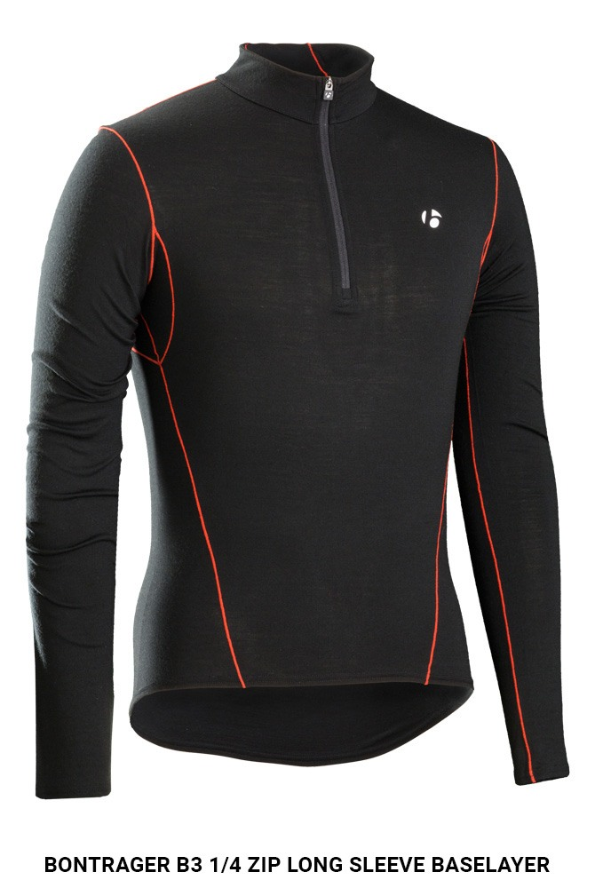 Bontrager Baselayer Trek Travel