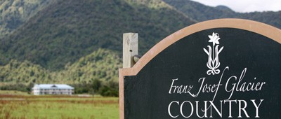 Franz Josef Glacier Country Retreat on Trek Travel's Custom New Zealand Cycling Vacation