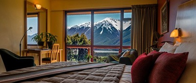 Wilderness Lodge on Trek Travel's Custom New Zealand Cycling Vacation