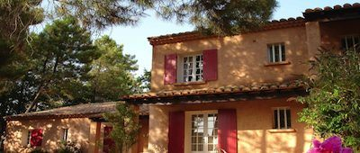 Stay at Hotel des Pins on a Trek Travel bike tour in Provence
