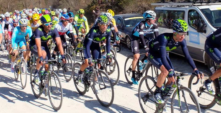 View the race on the Strade Bianchi on a Trek Travel bike tour in Tuscany