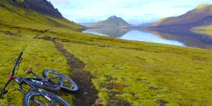 Trek Travel custom Iceland Mountain Bike tour