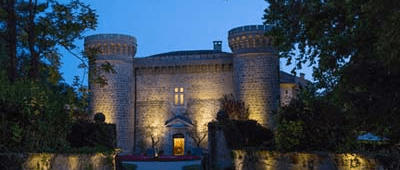 Stay at Chateau de Massillan on a luxury Provence bike tour with Trek Travel
