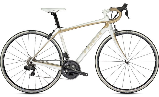 Ride Trek's Women's Specific Domane on a Trek Travel bike tour