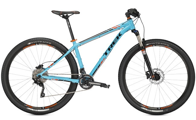 Ride a Trek 2014 X-Caliber on a Trek Travel mountain bike trip