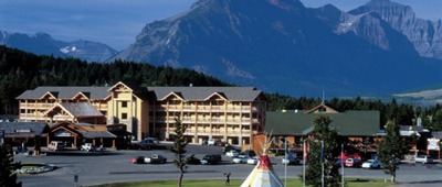 Glacier national park bike tours cycling vacations for St mary lodge and cabins