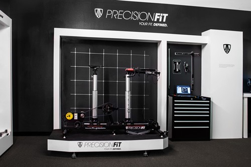 Get a private fitting on your Project One Experience