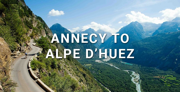 Exploring a classic climb in Europe on Trek Travel's Annecy to Alpe d'Huez cycling tour