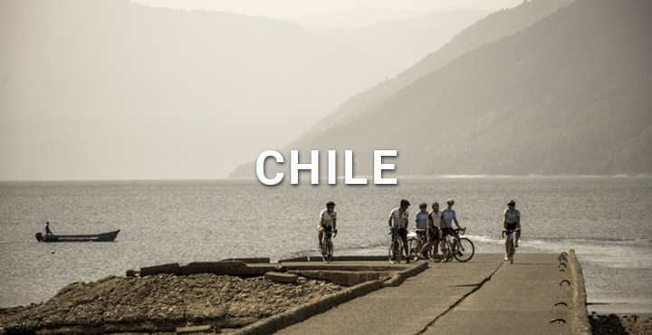 Take in the serene views on Trek Travel's new Chile bike trip