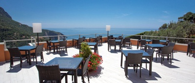 Stay at Hotel Torre di Cala Piccola on a Trek Travel bike tour across Italy