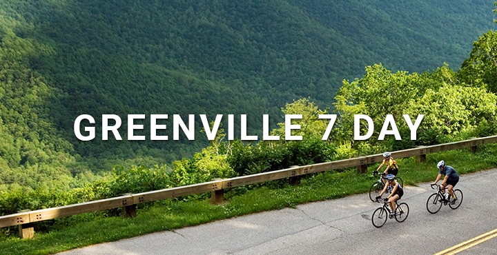 Ride in South Carolina on a Trek Travel Greenville 7 Day Ride Camp