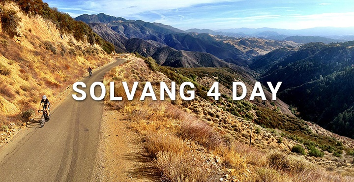 Ride the mountains in California on a Trek Travel 4 Day Ride Camp in Solvang