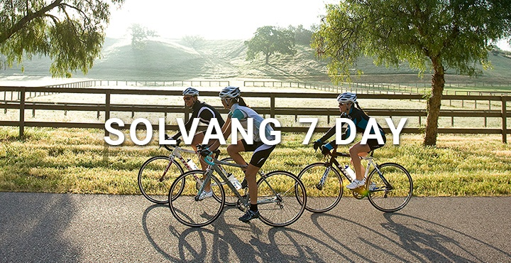 Ride the mountains in California on a Trek Travel 7 Day Ride Camp in Solvang