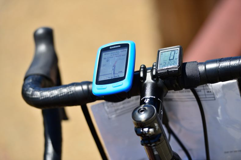 Try a Garmin GPS on Trek Travel cycling vacations