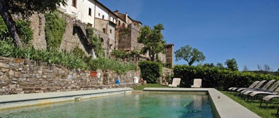Stay at the Palazzo Squarcialipi in Tuscany