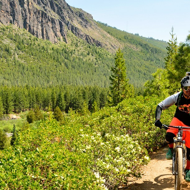 View full trip details for Bend Mountain Bike