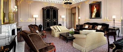 Stay at Hotel Westin Paris on a Trek Travel Tour de France cycling vacation