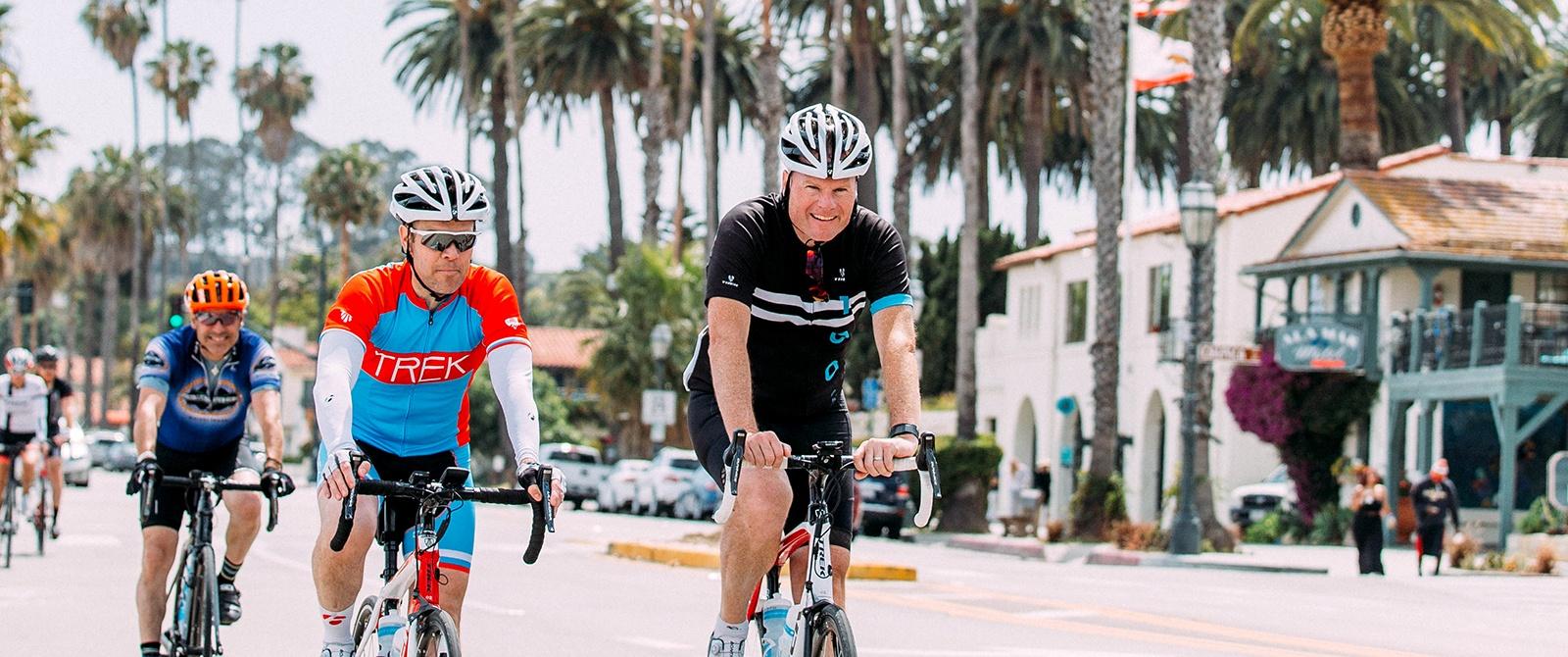 Trek Travel Santa Barbara California Luxury Cycling vacation