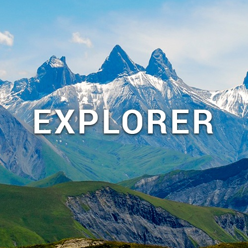 Explorer Trip Packing List