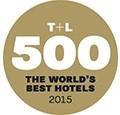 Travel + Leisure 500 World's Best Hotels 2015
