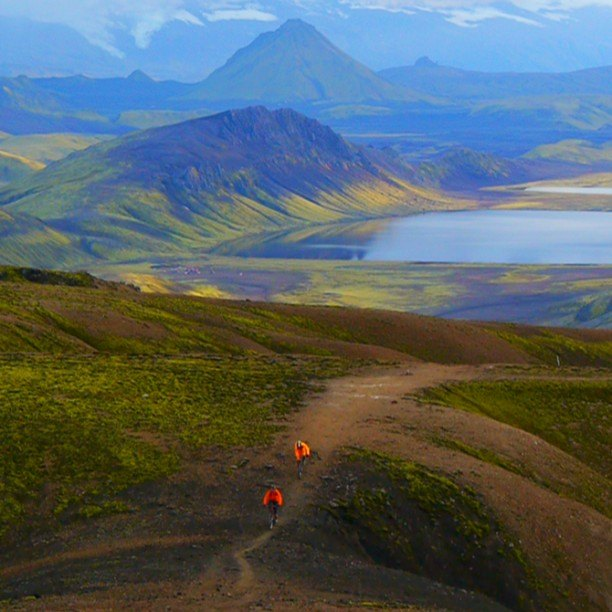 View full trip details for Iceland Mountain Bike
