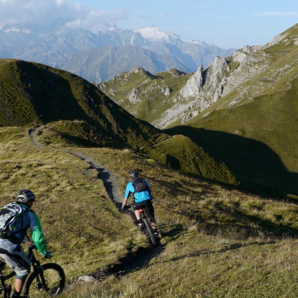 View full trip details for Switzerland Mountain Bike